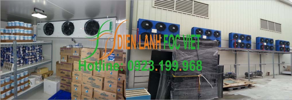 Food Cold Storage Installation